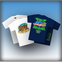 Big Kahuna Nationals T-shirts
